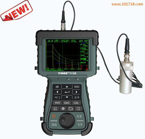 手持式超声波探伤仪TIME1130