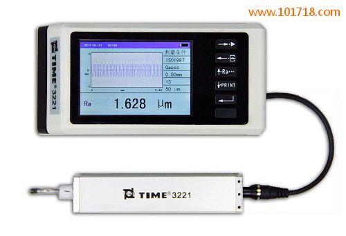 手持式粗糙度儀TIME3221